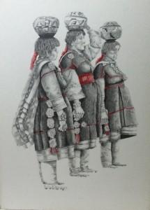The Pot Dancers
