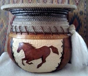 Horse Lariat